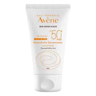 Avene Sonnencreme Spf 50+ Mineralisch 2010