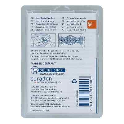 Curaprox Cps 14 Interdental 1,5-5mm Durchmesser  bei apotheke.at bestellen