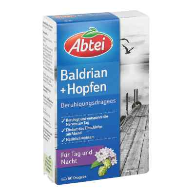 Abtei Baldrian-Hopfen Beruhigungs-Dragees