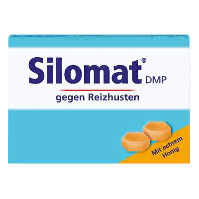 Silomat DMP Lutschpastillen Honig bei trockenem Reizhusten  bei apotheke.at bestellen