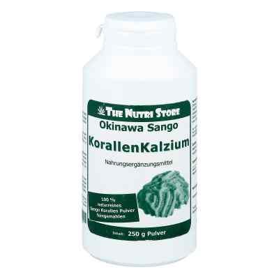 Korallen Kalzium 100% rein Pulver  bei apotheke.at bestellen