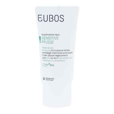 Eubos Sensitive Hand & Nail Creme sens.Haut  bei apotheke.at bestellen