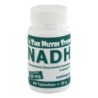 Nadh 20 mg stabil Tabletten  bei apotheke.at bestellen