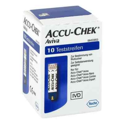 Accu Chek Aviva Teststreifen Plasma Ii  bei apotheke.at bestellen
