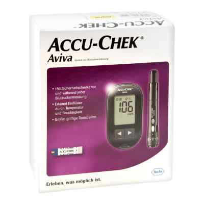 Accu Chek Aviva Iii Set mg/dl  bei apotheke.at bestellen