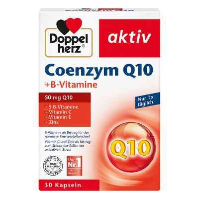 Doppelherz Coenzym Q10 + B Vitamine Kapseln  bei apotheke.at bestellen