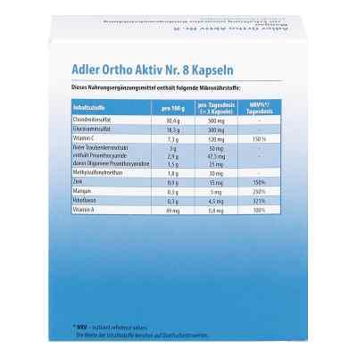 Adler Ortho Aktiv Kapseln Nummer 8  bei apotheke.at bestellen