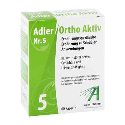 Adler Ortho Aktiv Kapseln Nummer 5