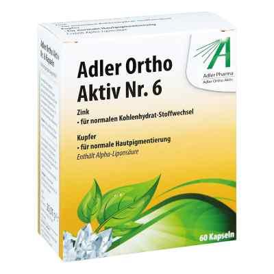 Adler Ortho Aktiv Kapseln Nummer 6  bei apotheke.at bestellen