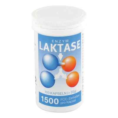 Laktase 1500 Fcc Enzym Kapseln  bei apotheke.at bestellen