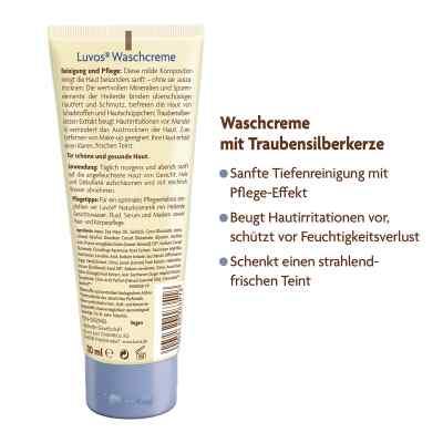 Luvos Naturkosmetik mit Heilerde Waschcreme  bei apotheke.at bestellen