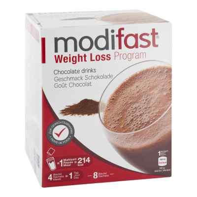 Modifast Programm Drink Schokolade Pulver  bei apotheke.at bestellen