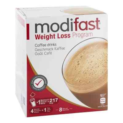 Modifast Programm Drink Kaffee Pulver  bei apotheke.at bestellen
