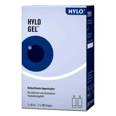 Hylo-gel Augentropfen  bei apotheke.at bestellen