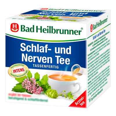 Bad Heilbrunner Schlaf- und Nerven Tee tassenfertig
