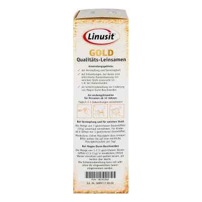 Linusit Gold Leinsamen