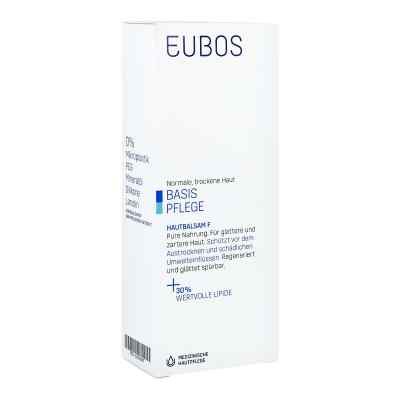 Eubos Hautbalsam F Lotio  bei apotheke.at bestellen