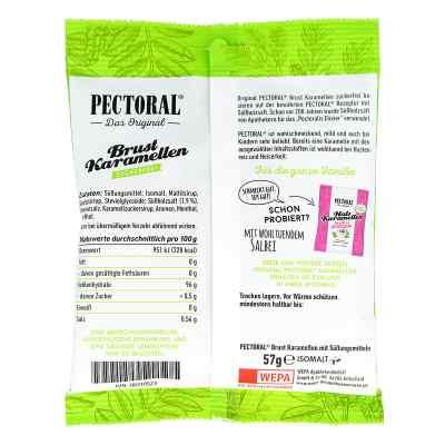 Pectoral Brustkaramellen zuckerfrei Beutel  bei apotheke.at bestellen