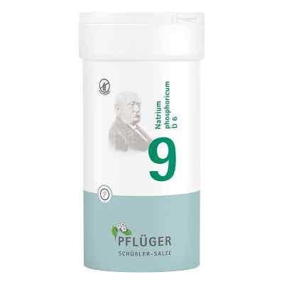 Biochemie Pflüger 9 Natrium phosphoricum D  6 Tabletten  bei apotheke.at bestellen