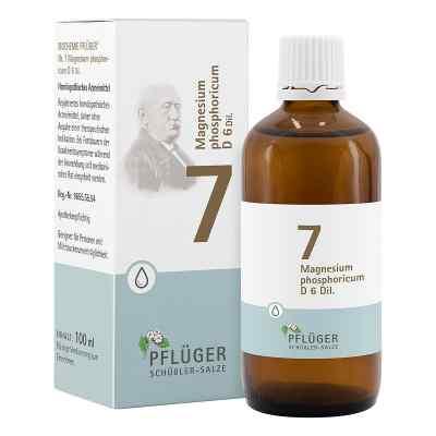 Biochemie Pflüger 7 Magnesium phosphoricum D  6 Tropfen  bei apotheke.at bestellen