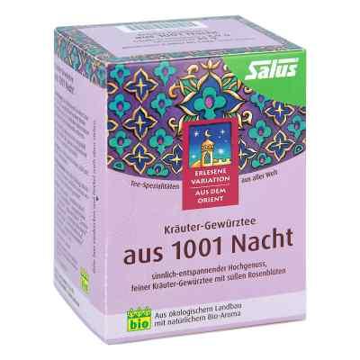 Kräuter Gewürztee a.1001 Nacht Bio Beutel salus  bei apotheke.at bestellen