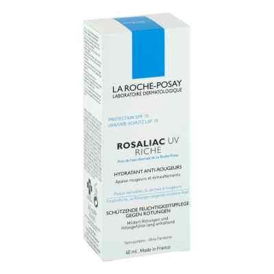 Roche Posay Rosaliac Uv Creme reichhaltig  bei apotheke.at bestellen