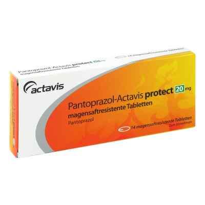 Pantoprazol-Actavis protect 20mg