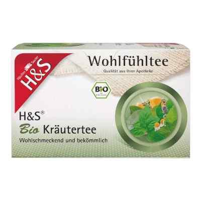 H&s Kräutertee Mischung Filterbeutel