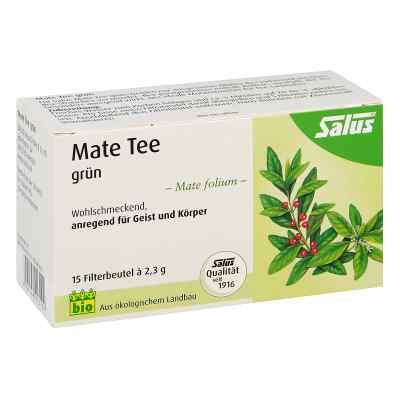 Mate Tee grün Kräutertee Mate folium bio Salus  bei apotheke.at bestellen