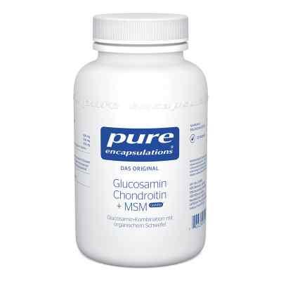 Pure Encapsulations Glucosamin+chondr.+msm Kapseln