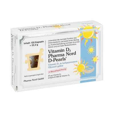 Vitamin D3 Pharma Nord Kapseln  bei apotheke.at bestellen