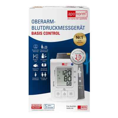 Aponorm Blutdruck Messgerät Basis Control O.arm  bei apotheke.at bestellen