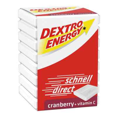 Dextro Energy Cranberry Ltd.edition  bei apotheke.at bestellen