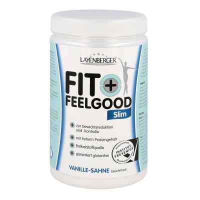 Layenberger Fit+Feelgood Slim Vanille-Sahne