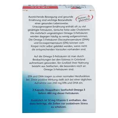 Doppelherz Seefischöl Omega-3 800 mg Kapseln  bei apotheke.at bestellen