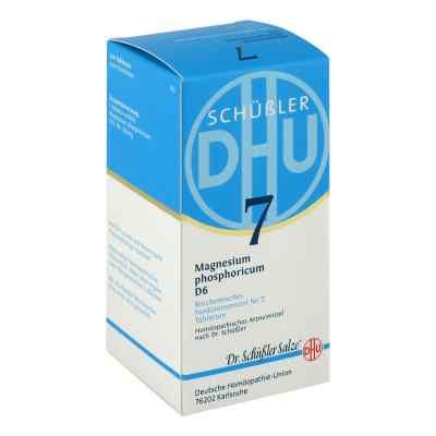 Biochemie Dhu 7 Magnesium phosphoricum D6 Tabletten  bei apotheke.at bestellen