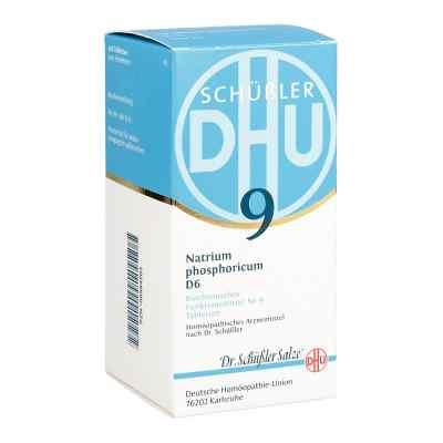 Biochemie DHU Schüßler Salz Nummer 9 Natrium phosphoricum D6  bei apotheke.at bestellen