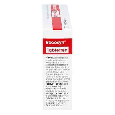 Recosyn Tabletten Filmtabletten
