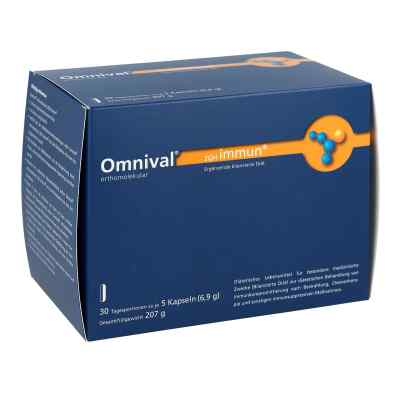 Omnival orthomolekul.2OH immun 30 Tp Kapseln  bei apotheke.at bestellen