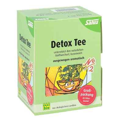 Detox Tee Nummer 2  Kräutertee Salus  bei apotheke.at bestellen