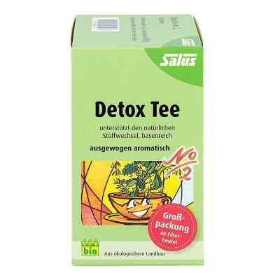 Detox Tee Nummer 2  Kräutertee Salus