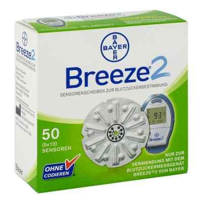 Breeze 2 Sensorenscheiben Teststreifen  bei apotheke.at bestellen