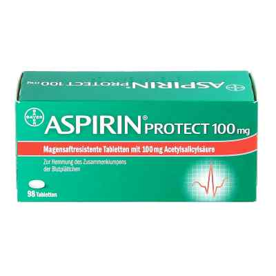 Aspirin protect 100mg  bei apotheke.at bestellen