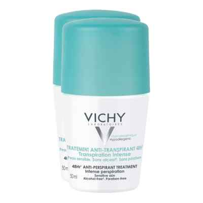 Vichy Deo Roll on Anti Transpirant 48h Doppelpack  bei apotheke.at bestellen