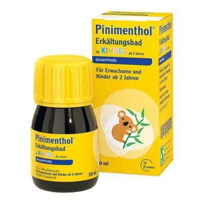 Pinimenthol Erkältungsbad für Kinder ab 2 Jahren Eucalyptus  bei apotheke.at bestellen