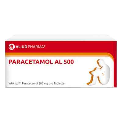Paracetamol AL 500  bei apotheke.at bestellen