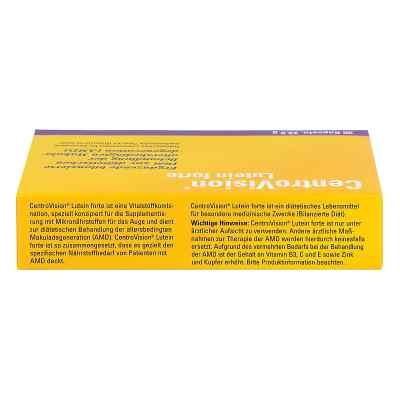 Centrovision Lutein forte Omega 3 Kapseln