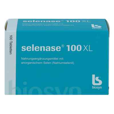 Selenase 100 Xl Tabletten  bei apotheke.at bestellen