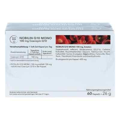 Nobilin Q10 Mono 100 mg Kapseln  bei apotheke.at bestellen