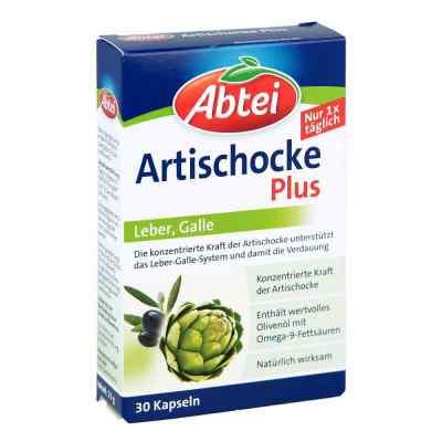 Abtei Artischocke Kapseln  bei apotheke.at bestellen